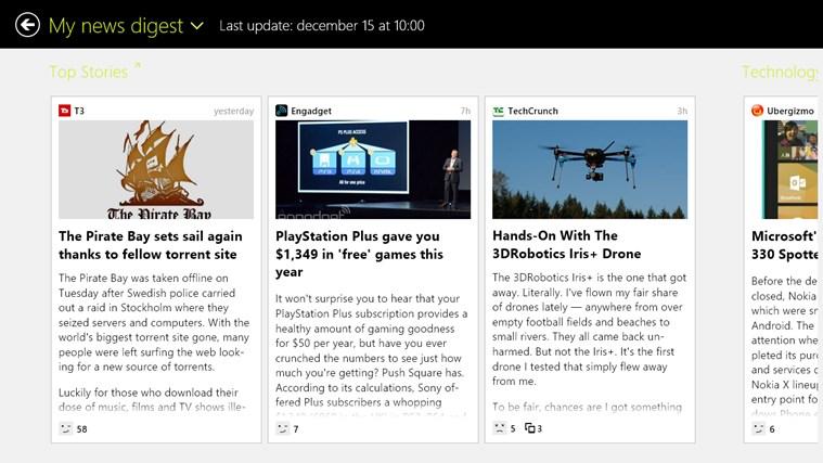 Appy Geek screen shot 2