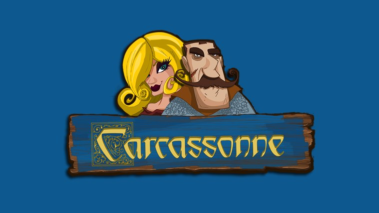 Carcassonne screen shot 0