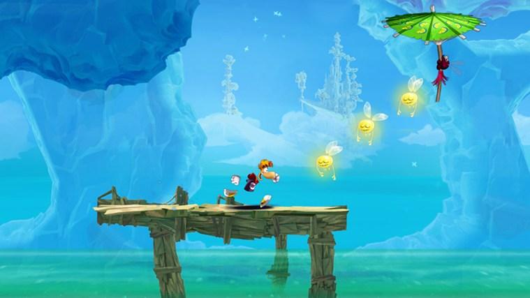 Rayman Fiesta Run capture d'écran 2