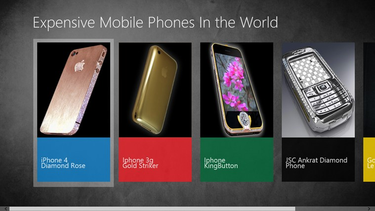 World Expensive Mobile Phone Price Expensive Mobile Phones in The
