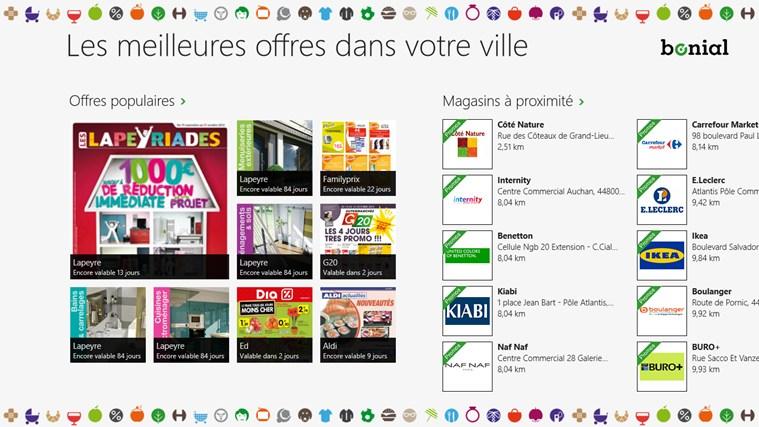Bonial - Promos et Catalogues capture d'écran 0