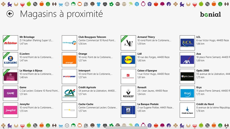Bonial - Promos et Catalogues capture d'écran 2