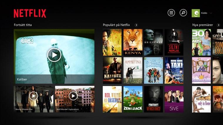 Netflix-skärmbild 0