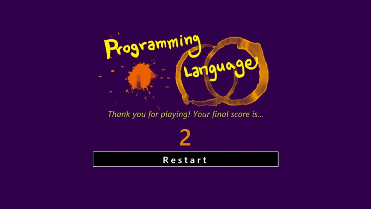 programming language capture d'écran 4