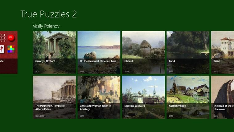 True Puzzles 2 screenshot