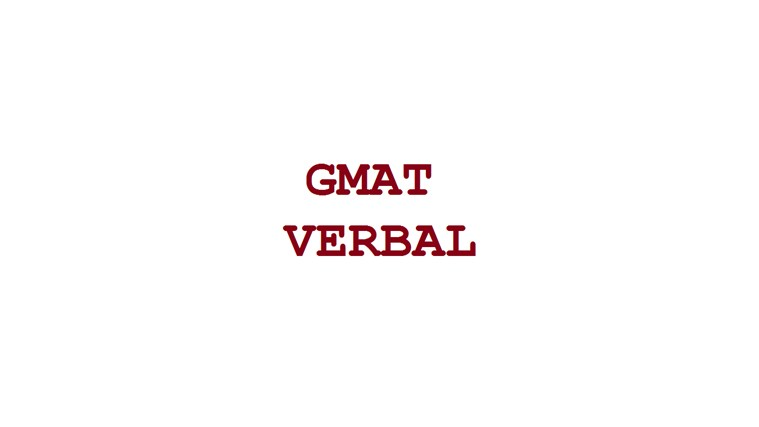 GMAT - Verbal Synonyms Part 4 screen shot 0