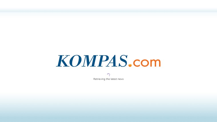 Kompas.com screen shot 0
