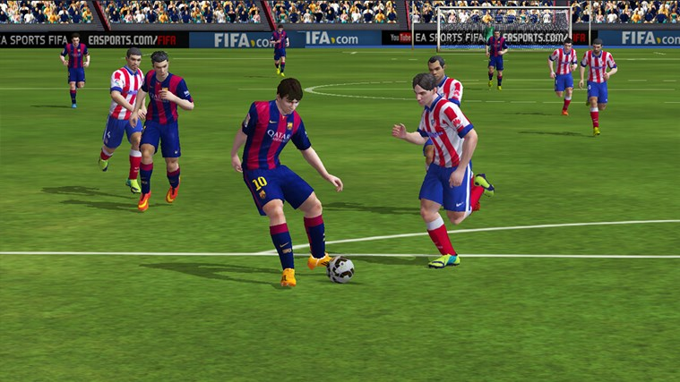 FIFA 15: UT screen shot 0