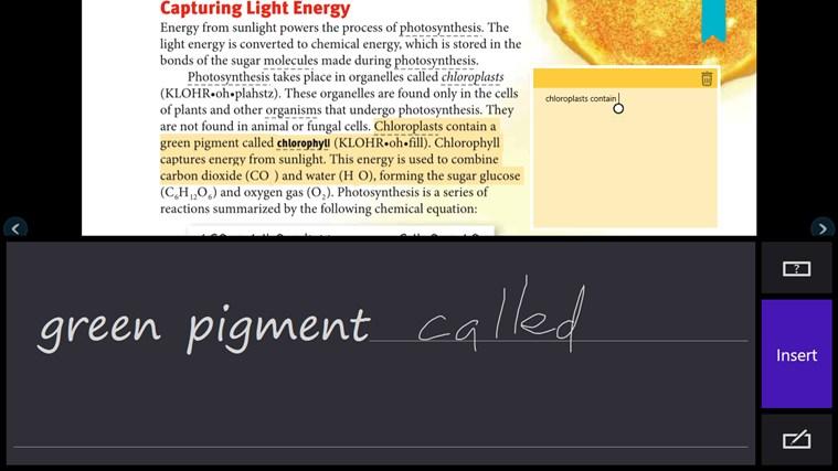 Kno Textbooks screen shot 2