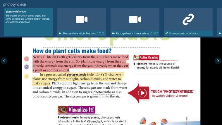 Kno Textbooks screen shot 6