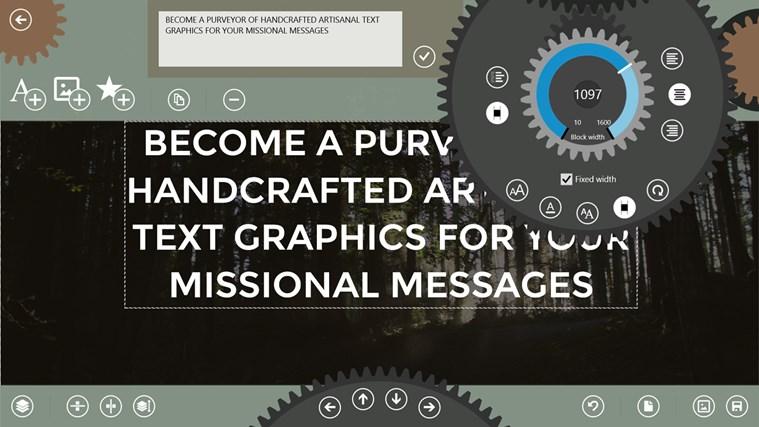Text-O-Matic screen shot 2
