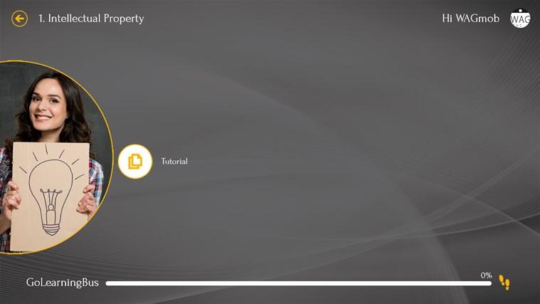 Patent by WAGmob screenshot 2