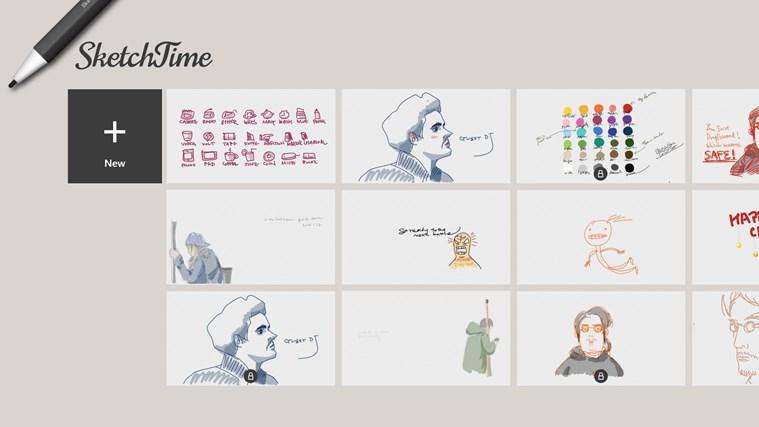SketchTime スクリーン ショット 0