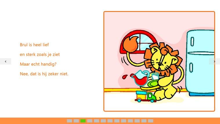 Ik ben Brul schermafbeelding 2