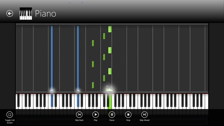 Learn Piano screen shot 4