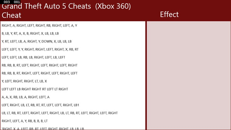 All known GTA 5 cheats part 2! This time for PS3!