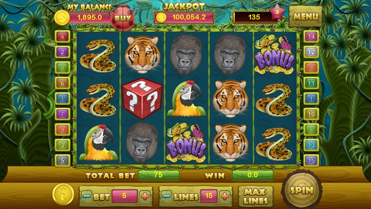 Slot Bonanza screen shot 4