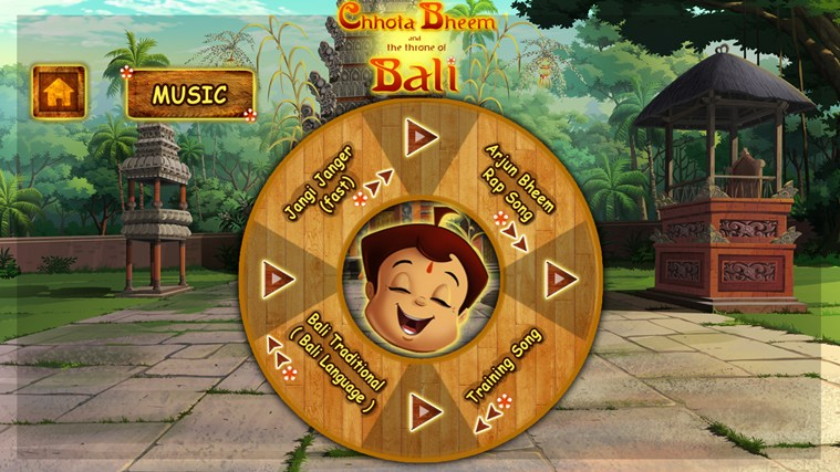 Chhota Bheem and The Throne of Bali screen shot 4