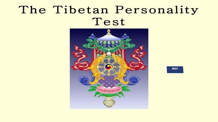 TIBETIAN TESTIMONY captura de ecrã 0
