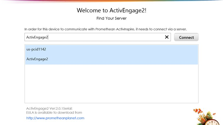 ActivEngage2 screen shot 0