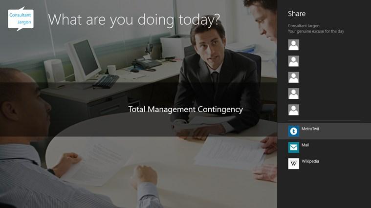 Consultant Jargon screen shot 4