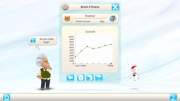 Einstein™ Brain Trainer HD screen shot 4