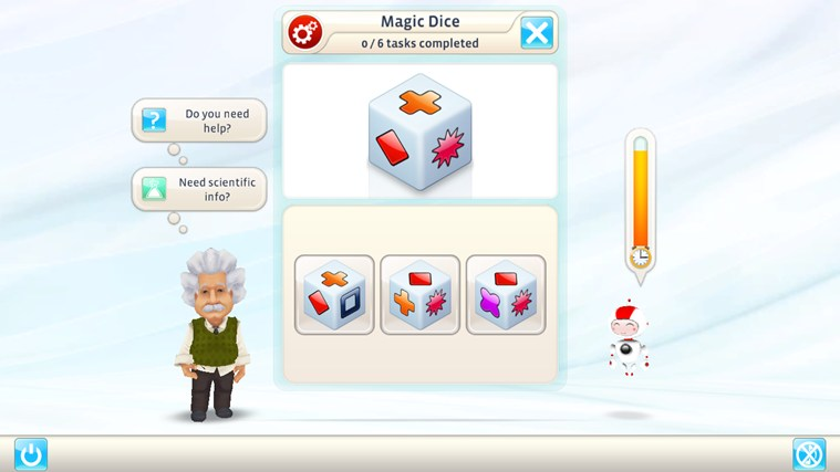 Einstein™ Brain Trainer HD screen shot 2