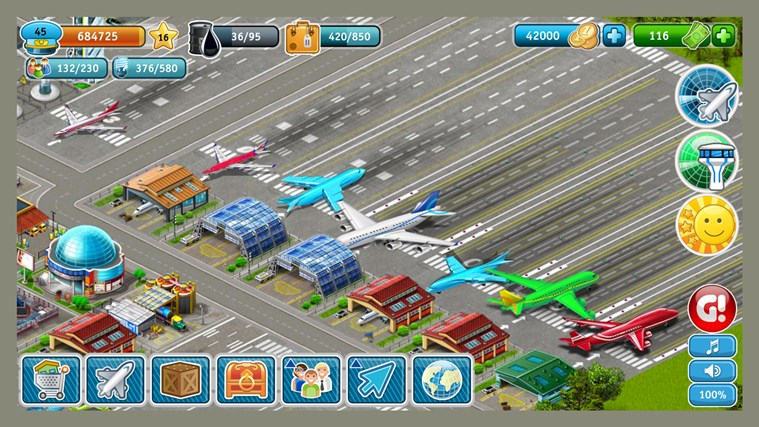 Airport City screen shot 0