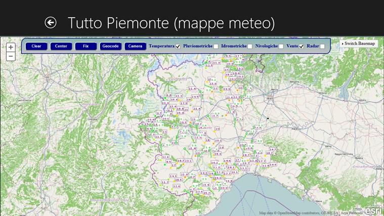 Tutto Piemonte cattura di schermata 4