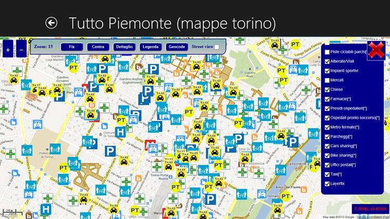 Tutto Piemonte cattura di schermata 6