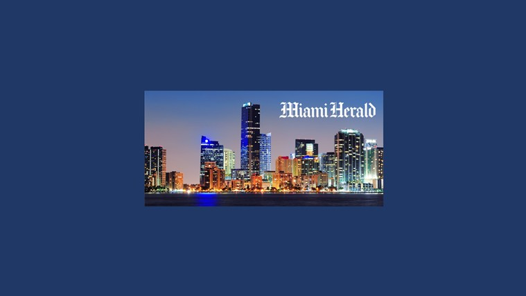 Miami Herald screen shot 0