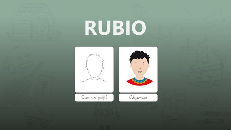 Cuadernos Rubio captura de pantalla 0