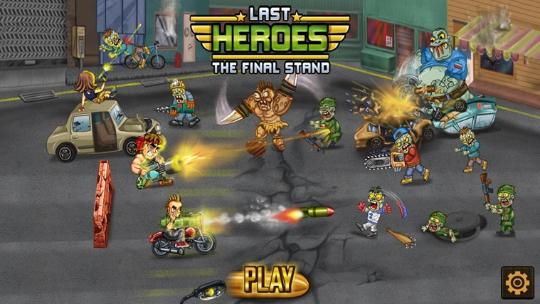 Last Heroes - The Final Stand screen shot 4