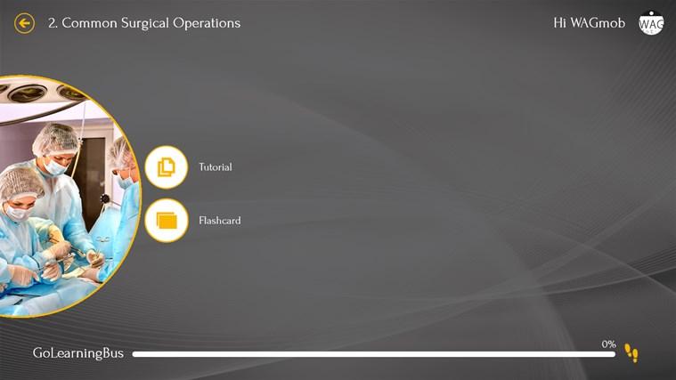 Surgery by WAGmob screen shot 2