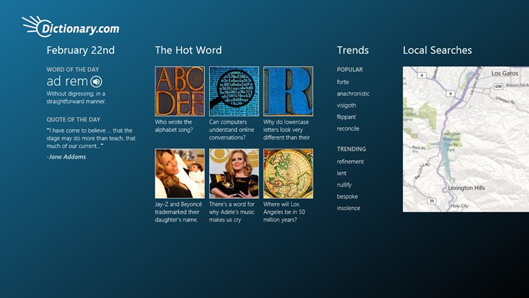 Dictionary.com – Dictionary & Thesaurus screen shot 0
