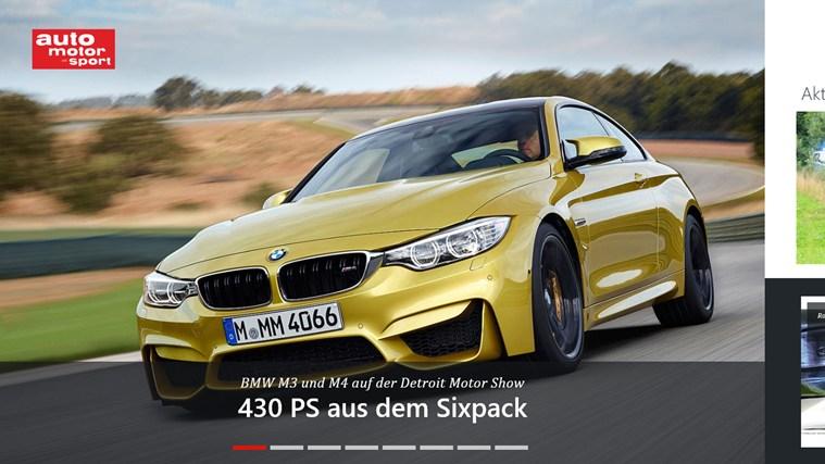 auto motor und sport Screenshot 0
