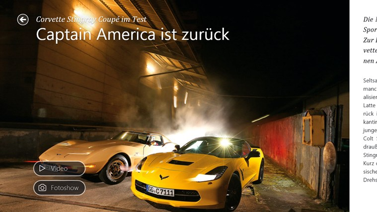auto motor und sport Screenshot 4
