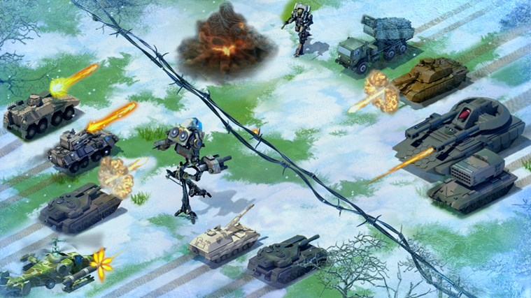 World at Arms - Wage war for your nation! screen shot 0