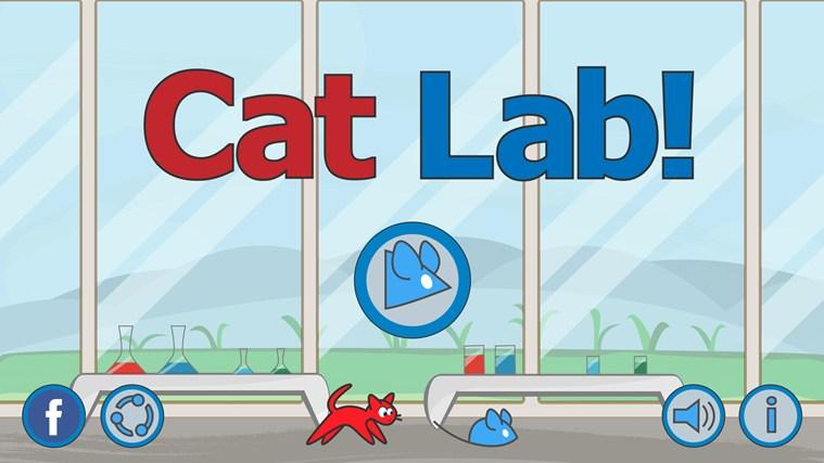 Cat Lab! screenshot
