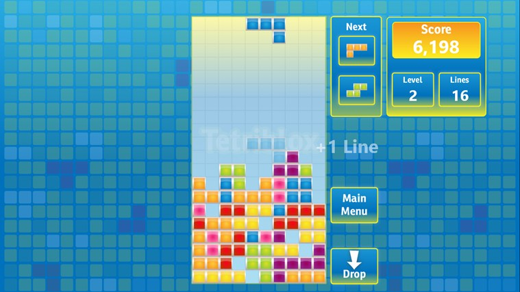 Tetriblox Windows 8 Game