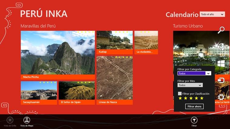 Perú Inka captura de pantalla 0