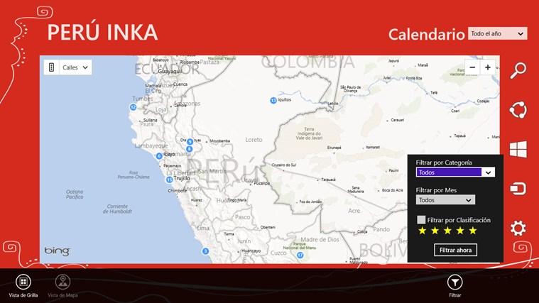 Perú Inka captura de pantalla 2