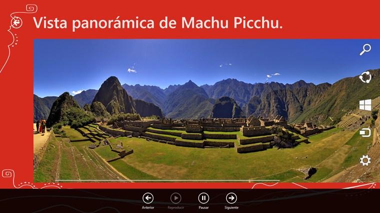 Perú Inka captura de pantalla 4