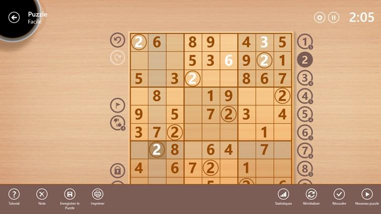 Sudoku Free capture d'écran 4