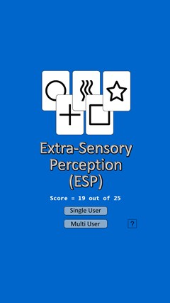 an overview of extra sensory perception Summary extrasensory perception, also known as sensing, detection, or a sixth sense, is the ability to detect energy signatures, matter signatures, or the like near the user.