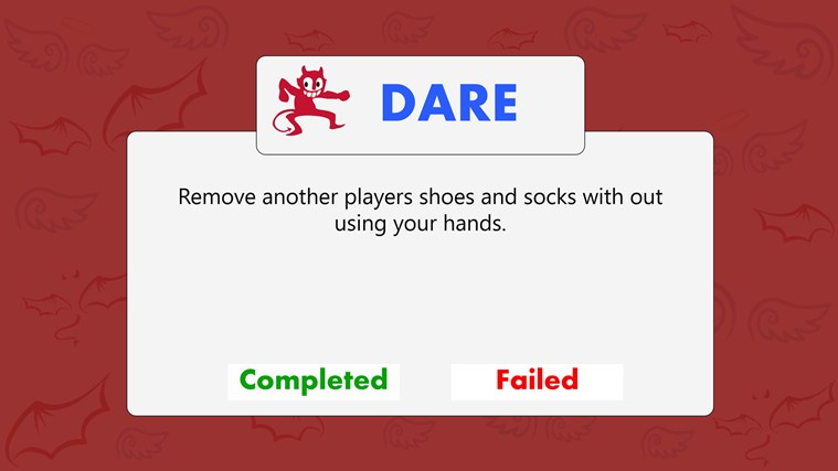 Truth or dare windows apps on microsoft store