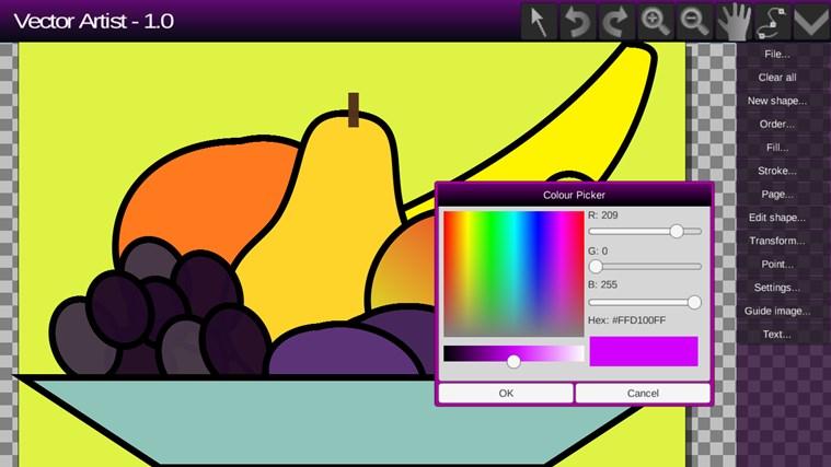 Inkscape To Vector Artist Windows 8