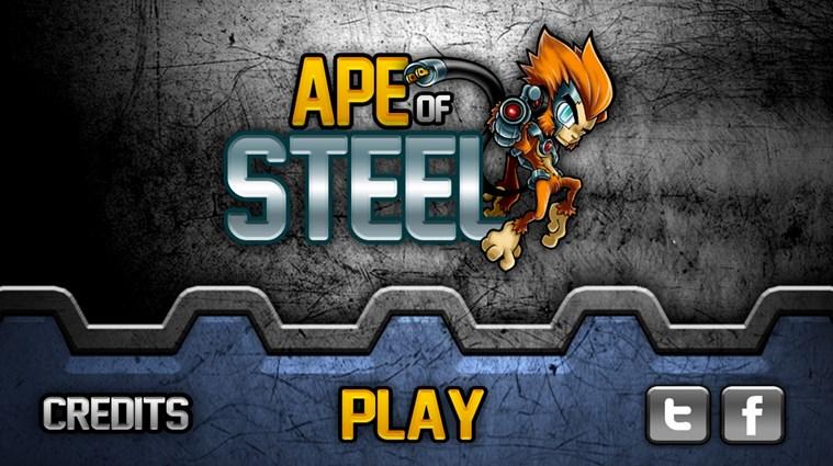 Ape Of Steel screen shot 0