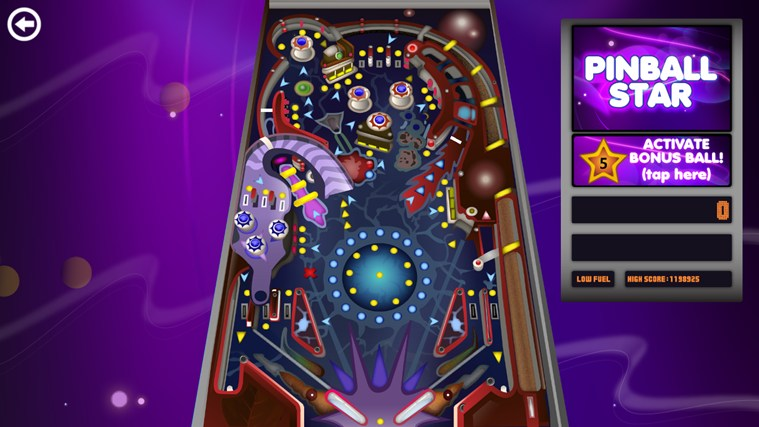 Pinball Star screen shot 0
