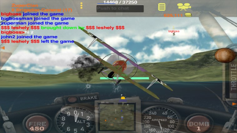 Dogfight screen shot 0